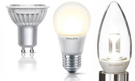 żarówki LED Philipsa