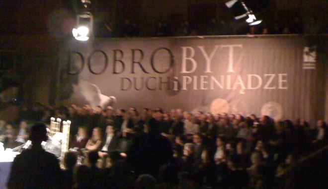 Areopag wiosenny 2010 DOBROBYT