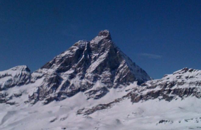 W cieniu Matterhornu