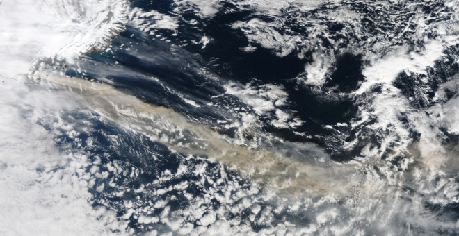 Chmura wulkaniczna