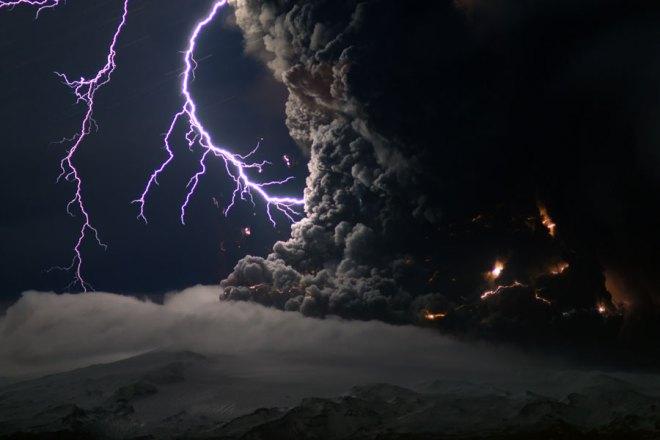 Wulkaniczne żywioły