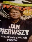 Wprost 100 najbogatszych Polaków 2010