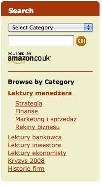 Zakupy w Amazonie