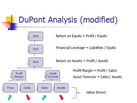 Modified DuPont Analysis Framework