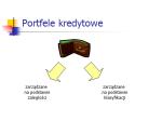 Portfele kredytowe zarządzane są na bazie zaległości i klasyfikacji