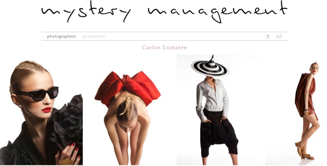 Mystery Management Carlos Lumiere