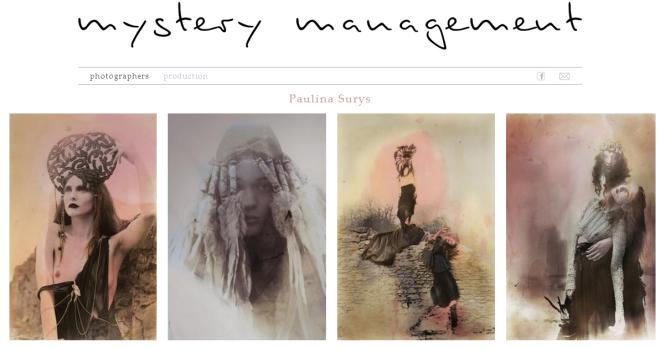 Mystery Management Paulina Surys