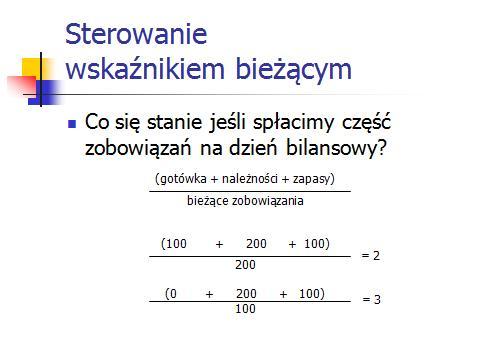 sterowanie wskaźnikiem bieżącym (1)
