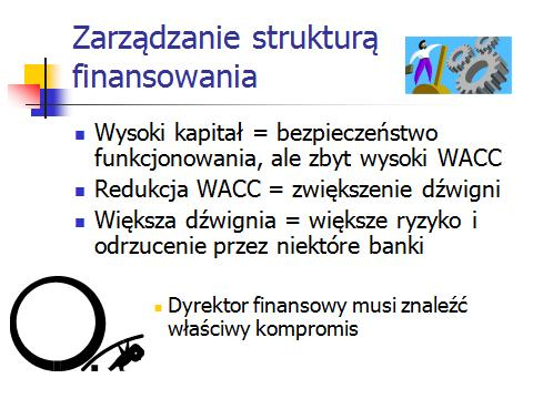 struktura finansowania