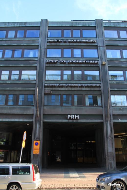 Fiński urząd patentowy