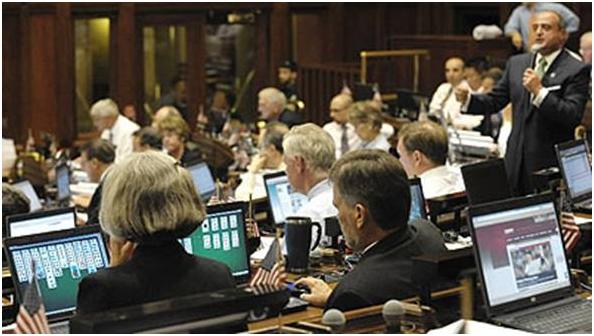 Debata budżetowa w Kongresie USA