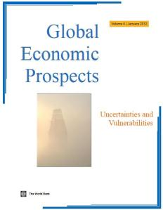 World Bank Global Economic Perspectives 2012