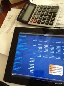 kalkulator Damodarana