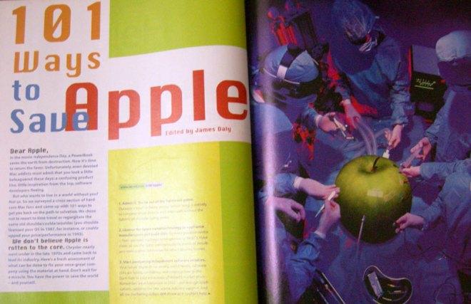 101 sposobów na uratowanie Apple