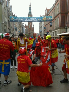 2012-06-14 Hiszpanska corrida w Gdansku