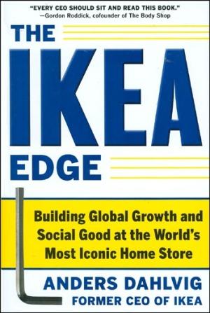 The Ikea Edge - Przewaga Ikei, książka byłego dyrektora zarządzającego