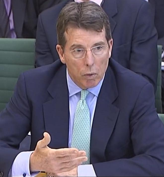20120704 Bob Diamond przed komisją parlamentarną
