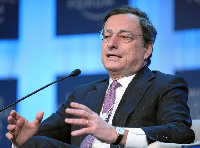 Mario Draghi - World Economic Forum 2012