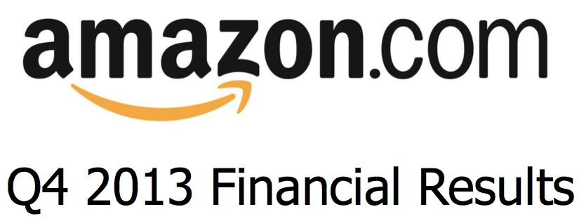Amazon: Gdy 20-procentowy wzrost sprzedaży nie zachwycainwestorów