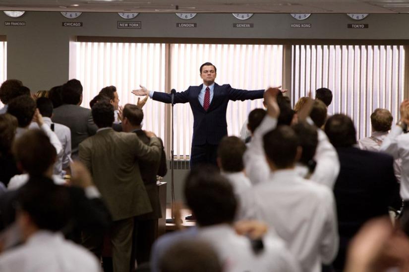 Wilk z Wall Street –film