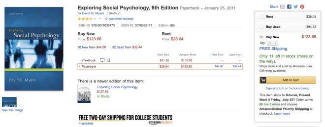 Ceny książek akademickich 2014