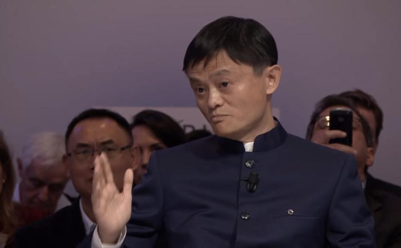 Jack Ma – twórcaalibaba.com
