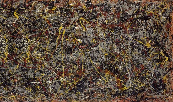 Pollock number-5